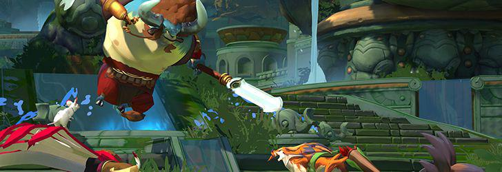Gigantic, MOBA-ul shooter free-to-play a intrat în Closed Beta pe Windows 10 și Xbox One