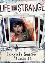 Life is Strange Complete Season Episodes 1-5 Box Art