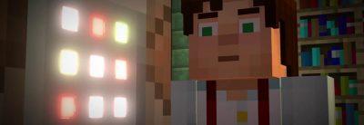 Imagini Minecraft: Story Mode