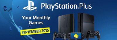 Jocurile gratuite oferite utilizatorilor PlayStation Plus în Septembrie au fost anunţate