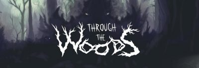 Through the Woods Logo