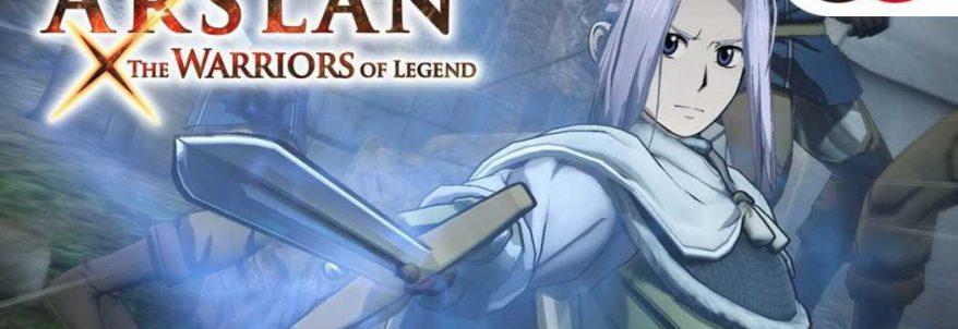 Arslan: The Warriors of Legend - Trailer