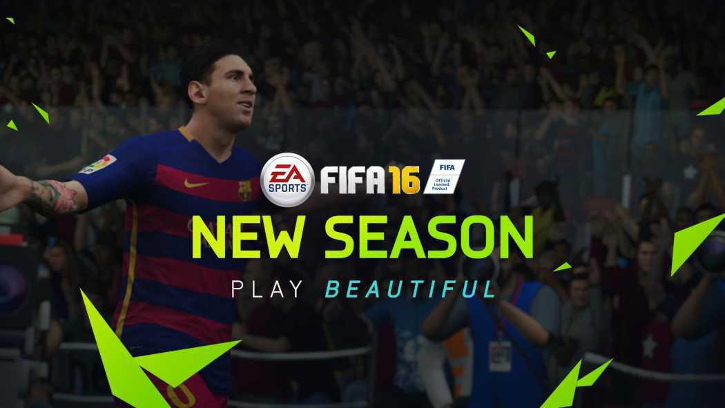 FIFA 16 a primit trailer la Gamescom 2015