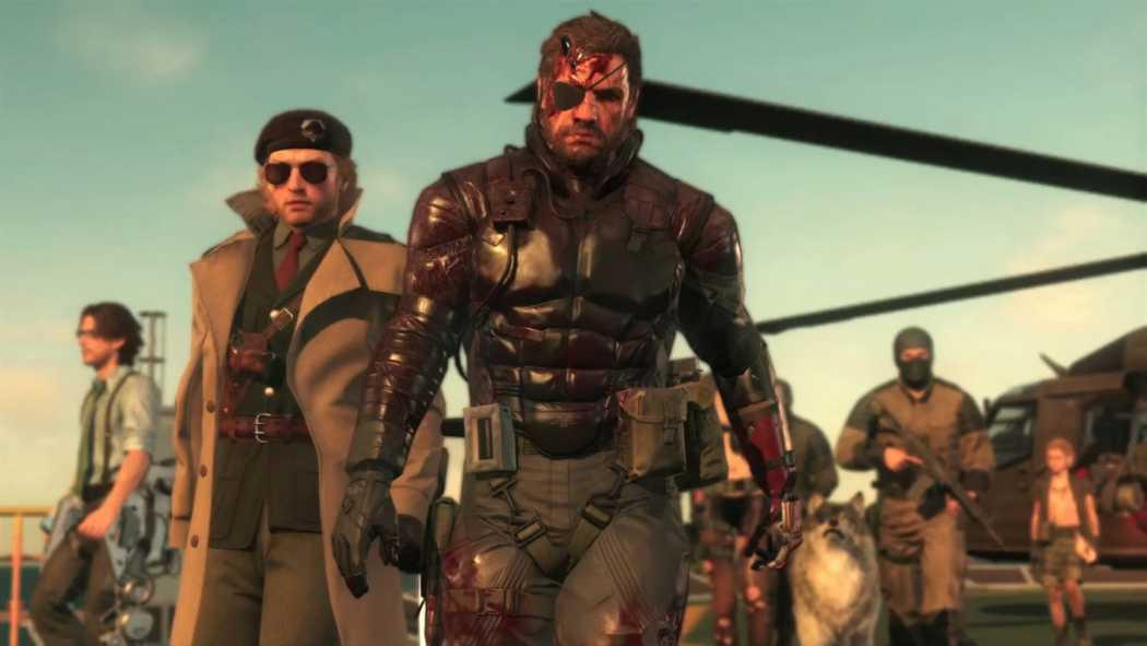 Metal Gear Solid 5: The Phantom Pain a primit trailer de lansare
