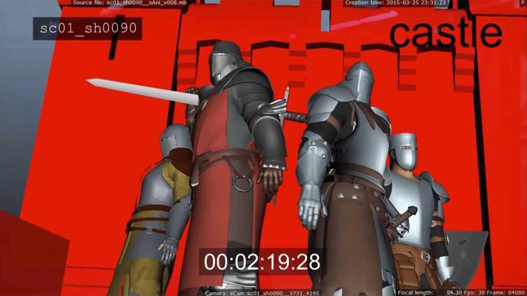Modul de concepere a trailerului de anunțare pentru For Honor prezentat