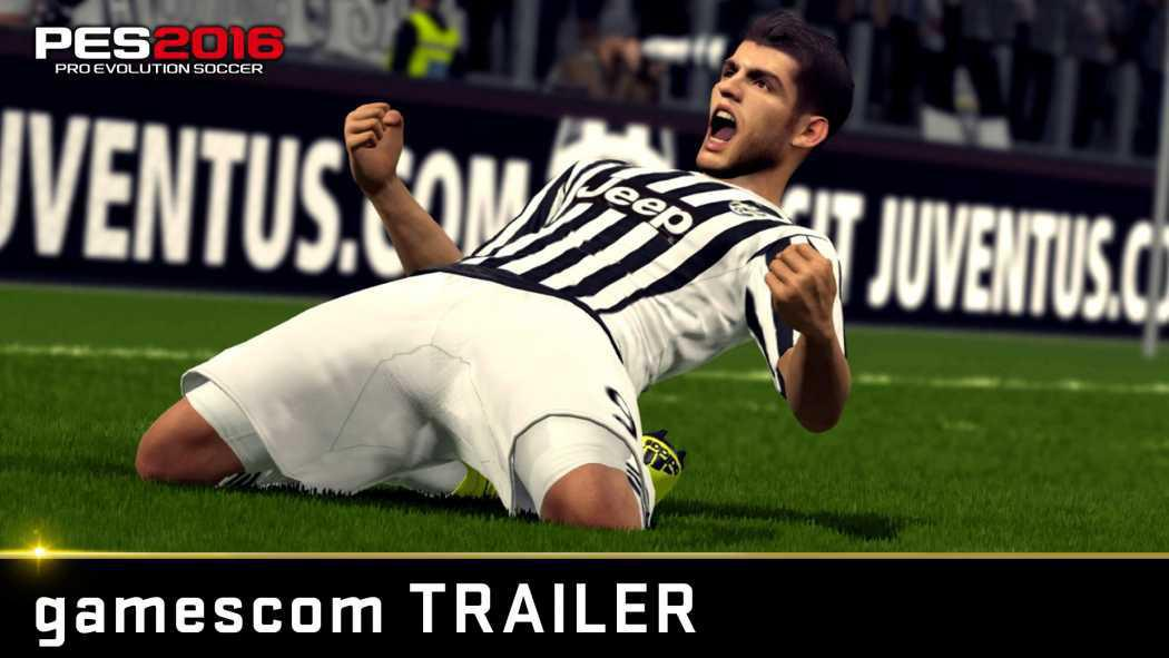 Pro Evolution Soccer 2016 a primit gameplay trailer la Gamescom 2015