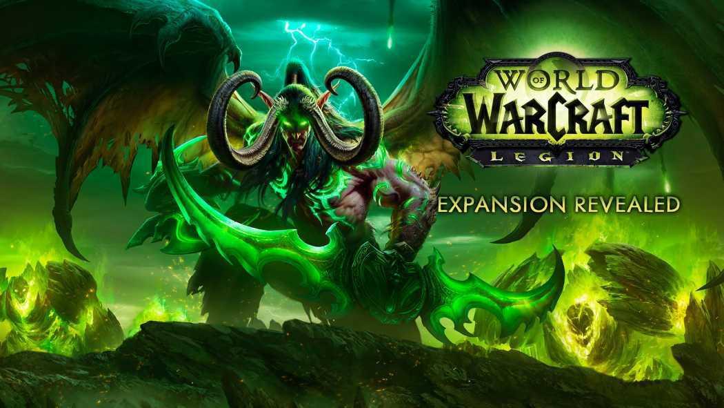 World of Warcraft: Legion a fost anunțat la Gamescom 2015
