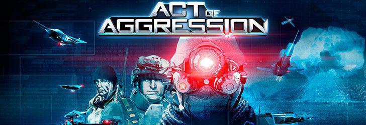 Act of Aggression se lansează cu ajutorul unui trailer explozibil