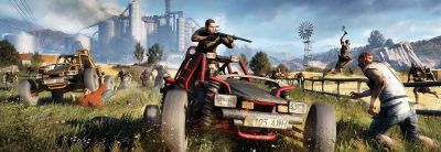 Imagini Dying Light: The Following