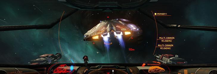 Elite: Dangerous se va lansa pe Xbox One în Octombrie