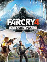 Far Cry 4 Season Pass Box Art