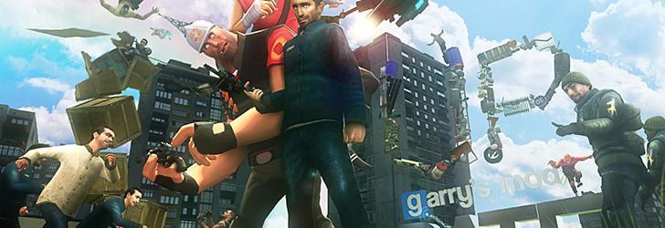 Un nou joc Garry's Mod este în dezvoltare fiind bazat pe suport VR