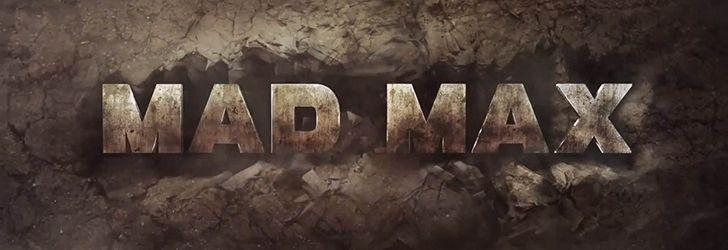 Mad Max este acum disponibil