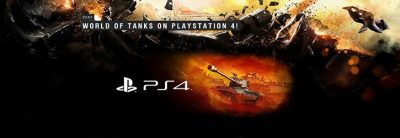 World of Tanks se va lansa și pe PlayStation 4
