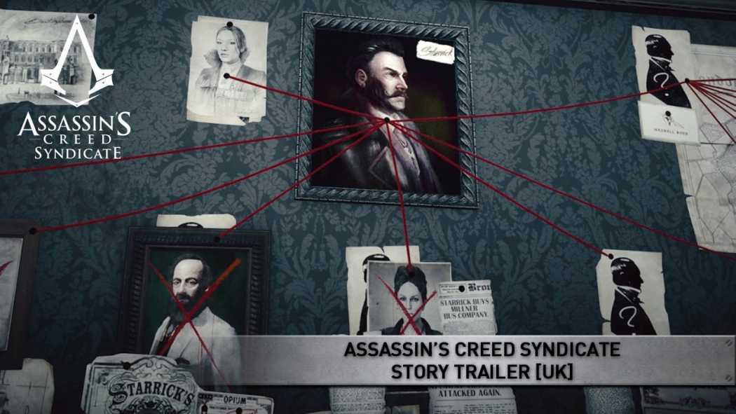 Assassin's Creed: Syndicate primește trailer ce prezintă povestea jocului
