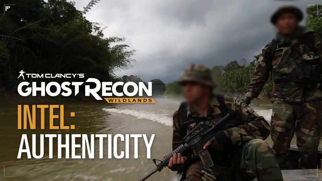 Autenticitatea jocului Tom Clancy's Ghost Recon: Wildlands discutată într-un nou video