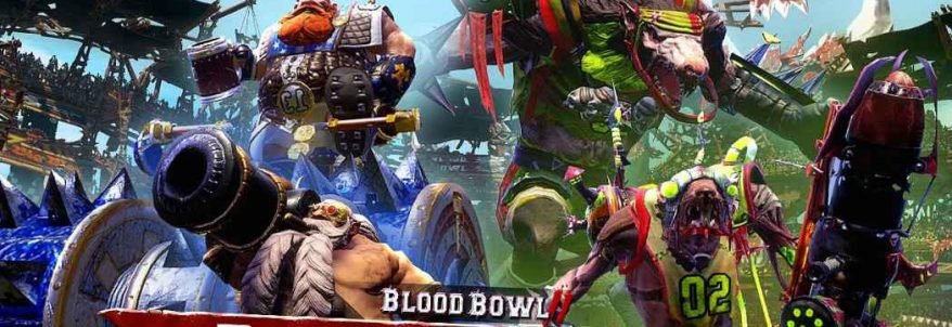 Dwarfs versus Skaven într-un nou video gameplay Blood Bowl 2