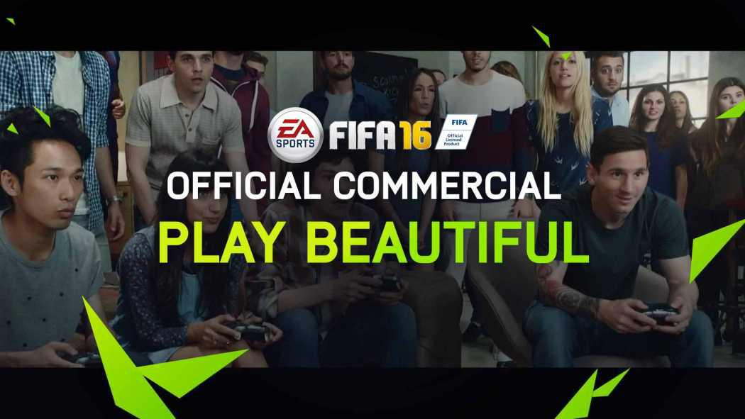 FIFA 16 lansează un spot TV de promovare destul de amuzant