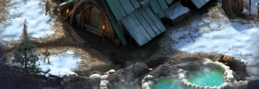 Pillars of Eternity: The White March Part I – Release Trailer
