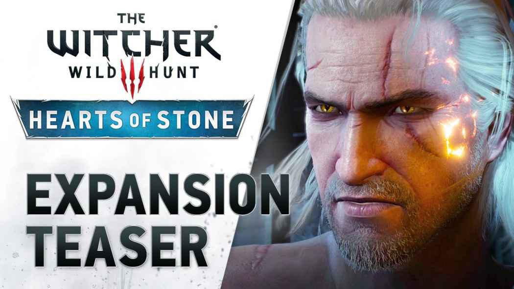 The Witcher 3: Hearts of Stone – Expansion Teaser