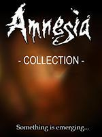 Amnesia Collection Box Art Coperta