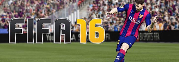 FIFA 16 Review Română
