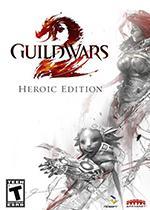 Guild Wars 2 Heroic Edition PC Box Art Coperta