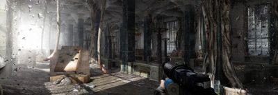Imagini Metro 2033 Redux
