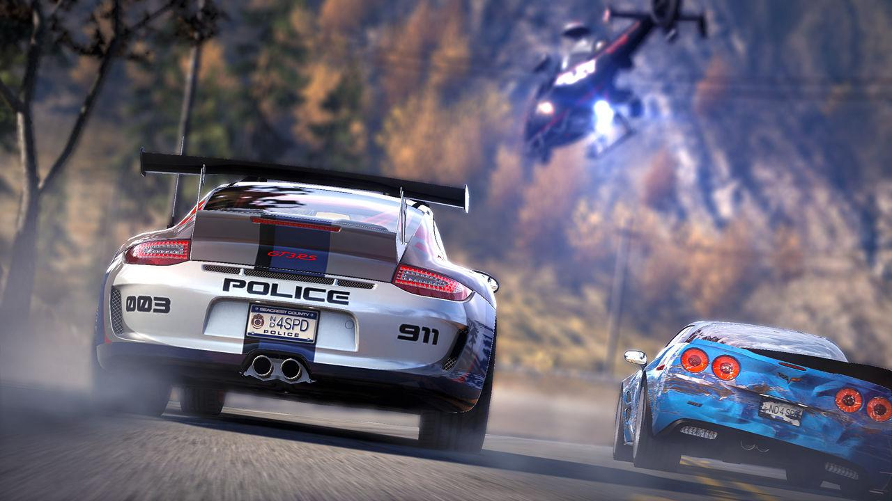 Imagini Need For Speed: Hot Pursuit