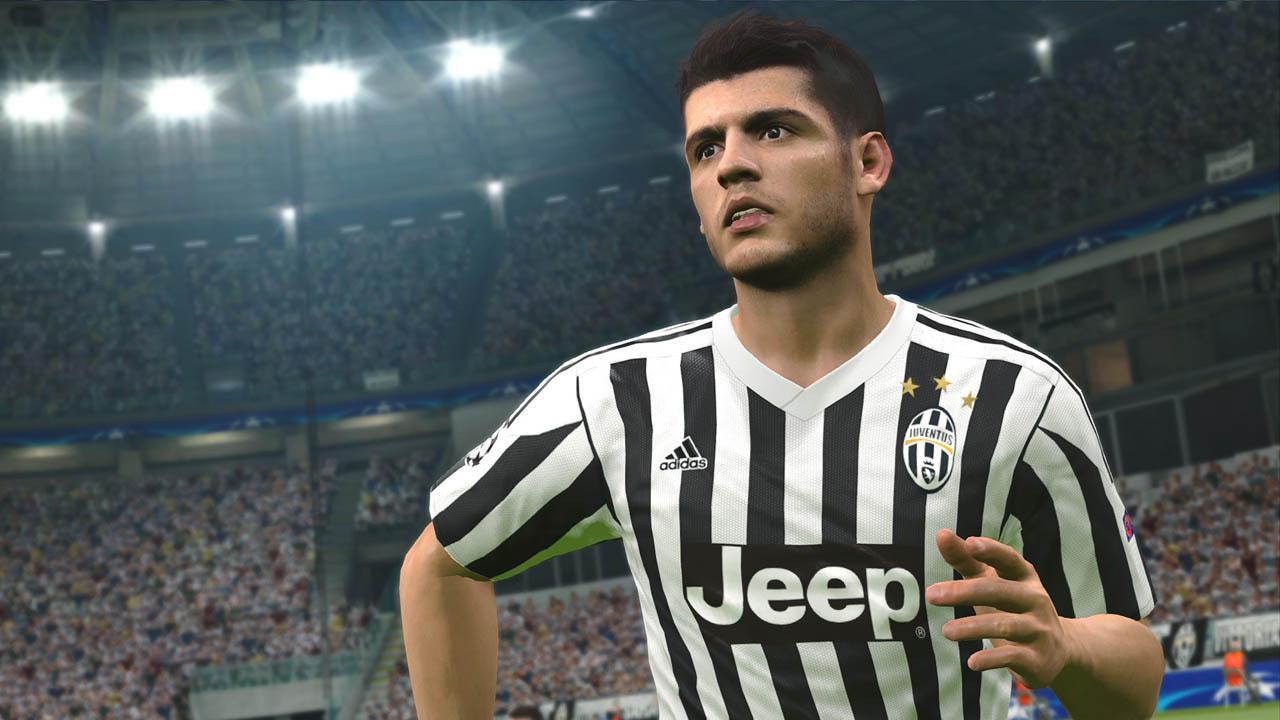 Imagini Pro Evolution Soccer 2016