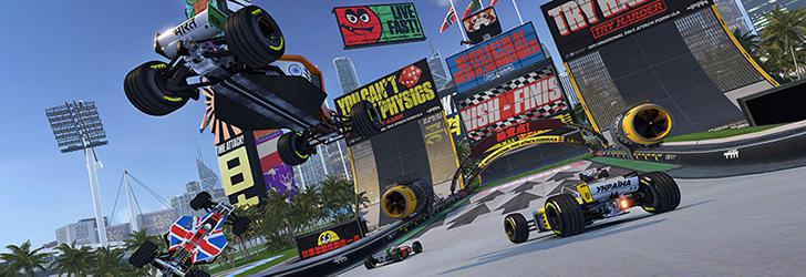 Trackmania Turbo amânat pentru 2016