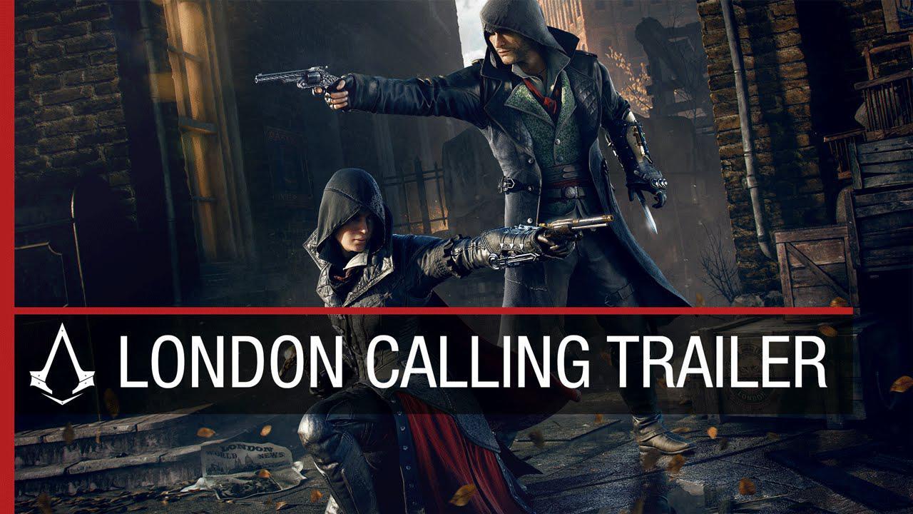 Assassin's Creed: Syndicate primește trailerul London Calling inspirat de formația Clash