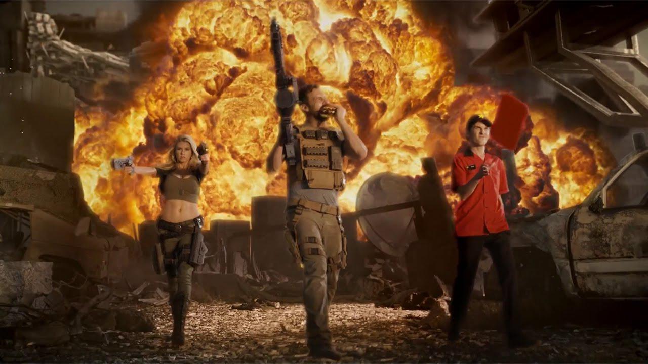 Call of Duty Black Ops III și Carl's Jr. organizează o campanie de promovare