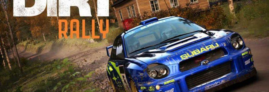 DiRT Rally introduce un nou update bazat pe Finlanda