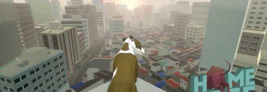 Home Free, un joc care prezintă viața unui maidanez încearcă să se lanseze pe Kickstarter