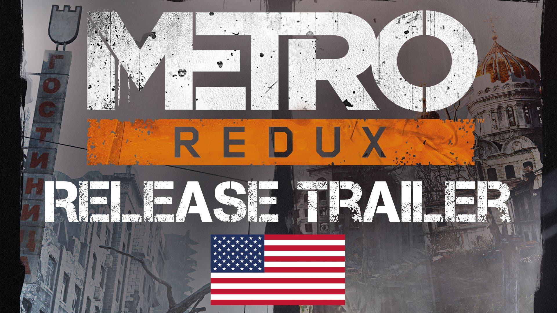 Metro 2033 Redux – Launch Trailer