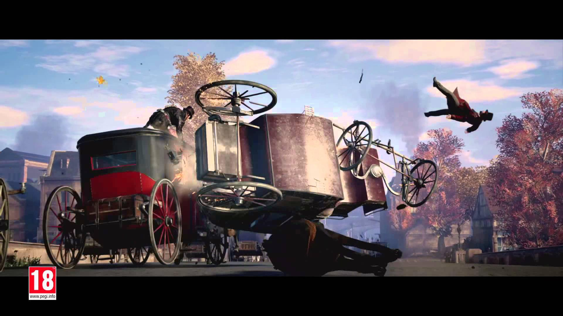 Trailer de lansare Jacob Frye pentru Assassin's Creed: Syndicate