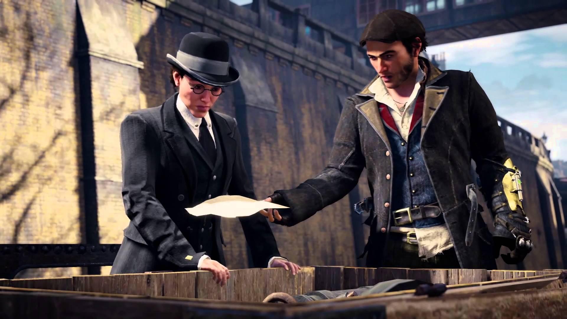 Trailer de prezentare a găștii de revoluționari din Assassin's Creed: Syndicate