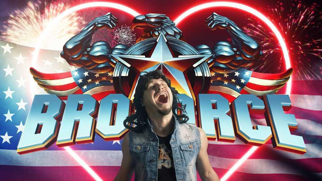 Un trailer emblematic Broforce anunță lansarea jocului