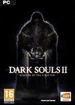 Dark Souls 2 Scholar of the First Sin Edition Box Art Coperta