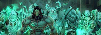 Imagini Darksiders II: Deathinitive Edition