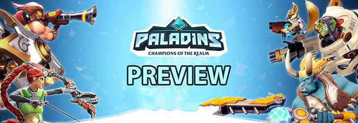 Impresii Paladins: Champions of the Realm