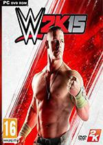 WWE 2K 15 PC Box Art