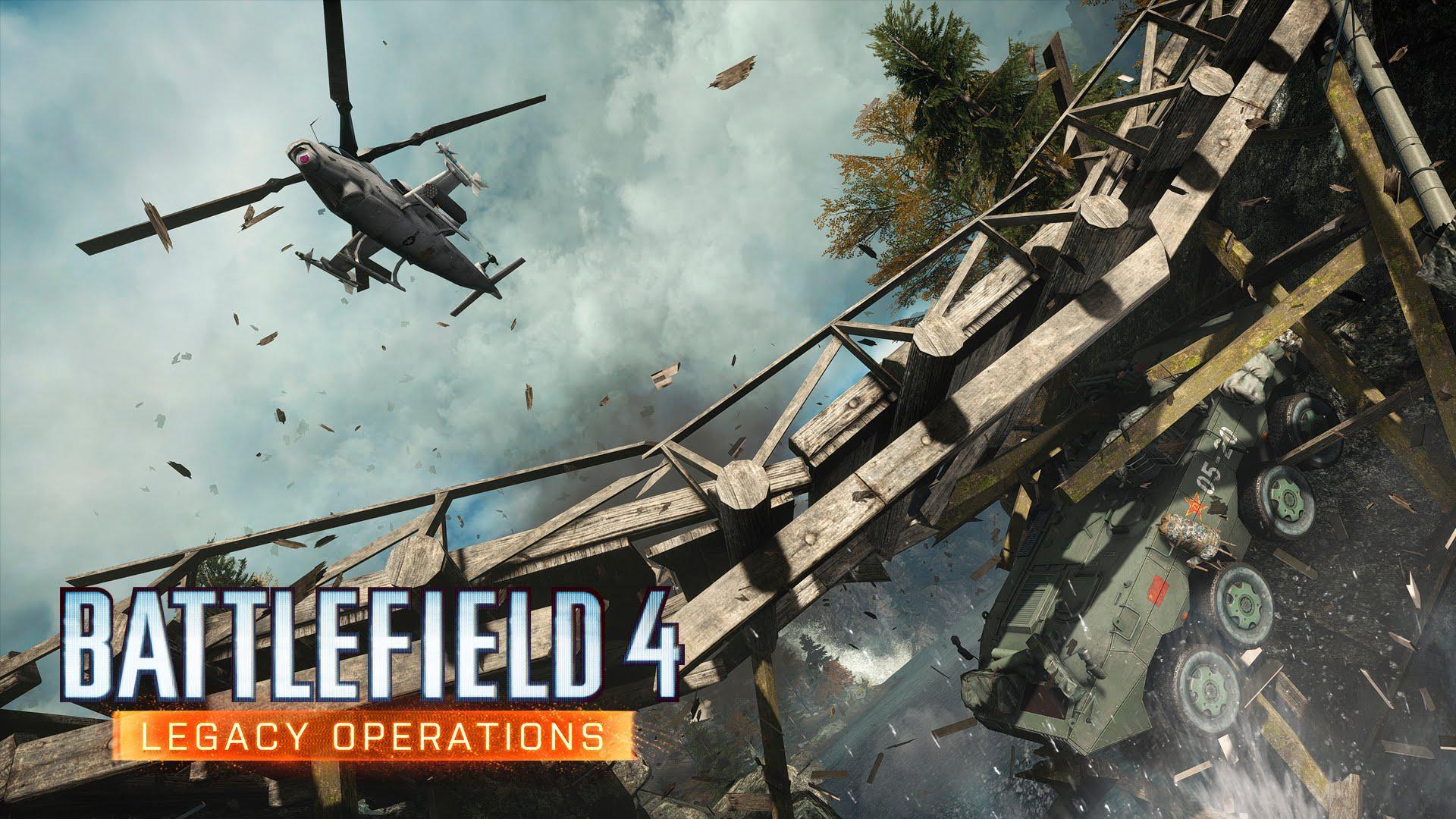 Battlefield 4 va primi un nou DLC gratuit la finele anului acesta
