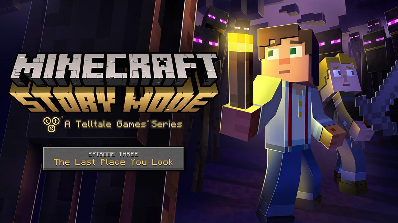 Cel de-al treilea episod pentru Minecraft: Story Mode se va lansa mâine