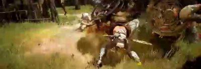 Clasa Berserker pentru Black Desert Online prezentată