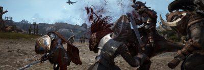 Clasa Warrior din Black Desert Online dezvăluită