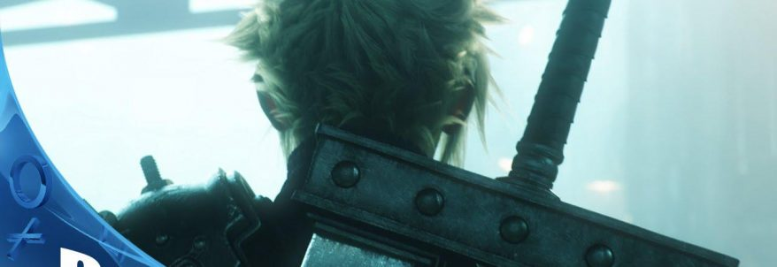 Final Fantasy VII Remake – E3 2015 Trailer