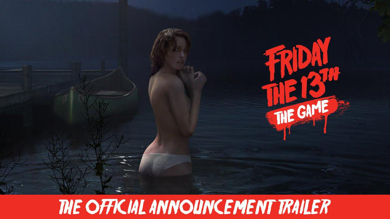 Friday the 13th: The Game – Announcement Trailer