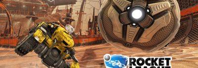 Rocket League îmbrățișează apocalipsa cu DLC-ul Chaos Run